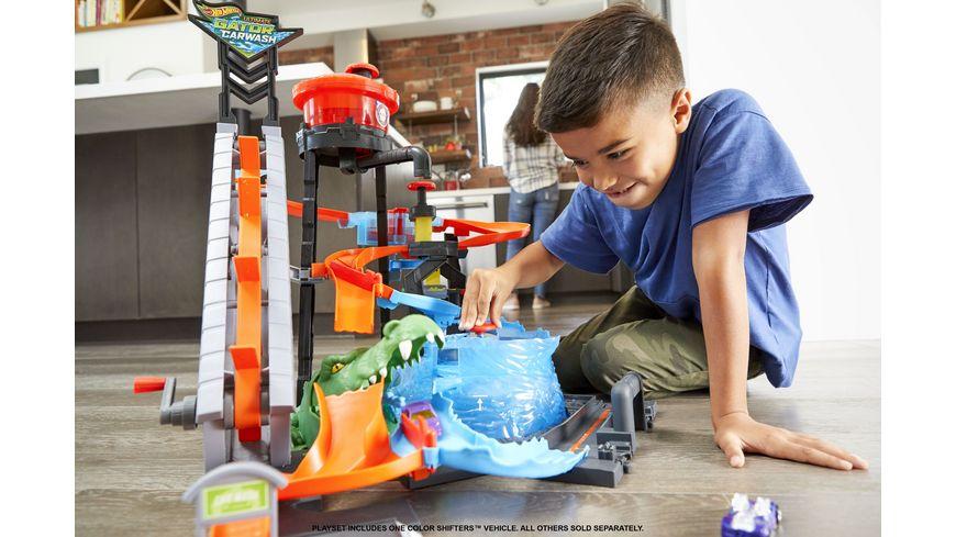 Mattel Hot Wheels City Ultimative Autowaschanlage