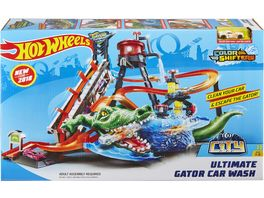 Mattel Hot Wheels City Ultimative Autowaschanlage