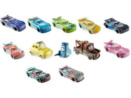 Mattel Disney Cars Fireball Beach Racer Chase Racelott