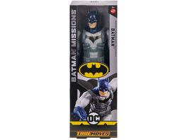 Mattel DC Batman Basis Figur Batman im Sondereinsatz Anzug 30 cm