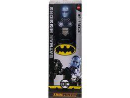Mattel DC Batman Basis Figur Mr Freeze 30 cm