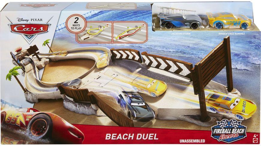Mattel Disney Cars Fireball Beach Spielset