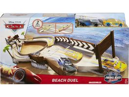 Mattel Disney Cars Fireball Beach Spielset