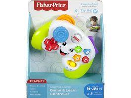 Fisher Price Lernspass Spiel Controller