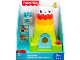 Fisher Price Bunter Stapelspass Berg