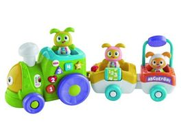 Fisher Price Fisher Price Tanzspass BeatBo Zug