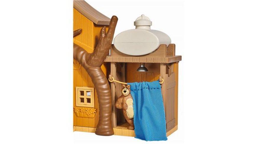 Simba Masha und der Baer Spielset Grosses Baerenhaus