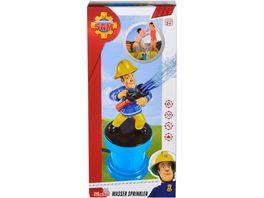Simba Feuerwehrmann Sam Sam Wasser Sprinkler
