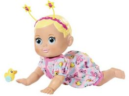 Zapf Creation Baby Born Funny Faces Krabbelbaby