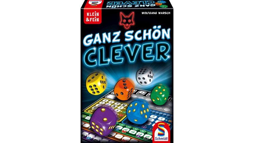 Ganz Schön Clever Spiel