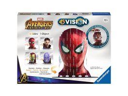 Ravensburger Spiel 4S Vision Avengers Infinity War Iron Man und Co