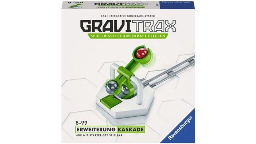 Ravensburger Beschaeftigung GraviTrax Erweiterung Kaskade