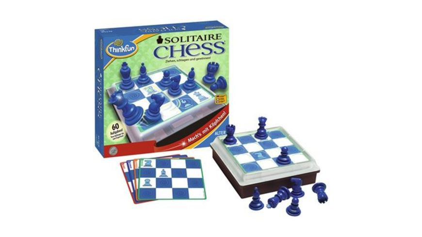 ThinkFun Solitair Chess