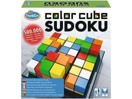 ThinkFun Color Cube Sudoko
