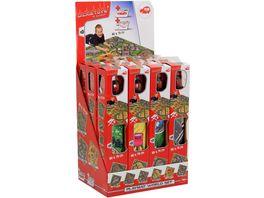 Dickie Toys Spielmatte World Set und 1 Car sortiert