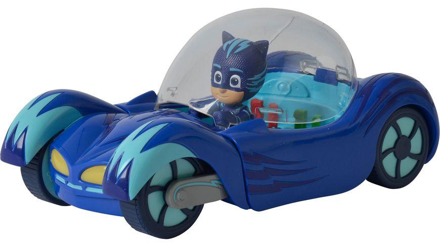 Simba PJ Masks Deluxe Katzenflitzer