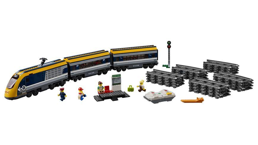 LEGO City Trains 60197 Personenzug