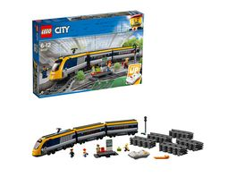 LEGO City Trains 60197 Personenzug