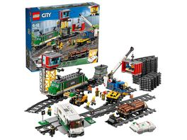 LEGO City Trains 60198 Gueterzug