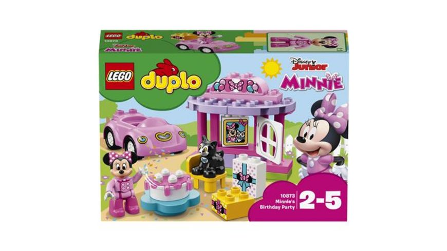 LEGO DUPLO Disney 10873 Minnies Geburtstagsparty
