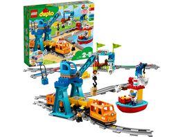 LEGO DUPLO 10875 Gueterzug