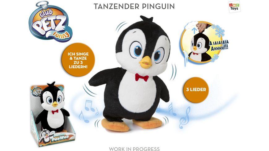 IMC Tanzender Pinguin