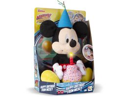 IMC Mickey Happy Birthday