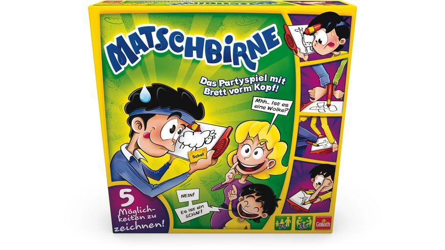 Goliath Toys Matschbirne