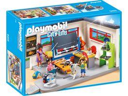 PLAYMOBIL 9455 City Life Klassenzimmer Geschichtsunterricht