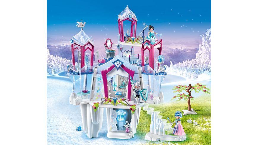 PLAYMOBIL 9469 Magic Funkelnder Kristallpalast