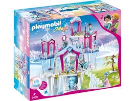 PLAYMOBIL 9469 Magic Funkelnder Kristallpalast