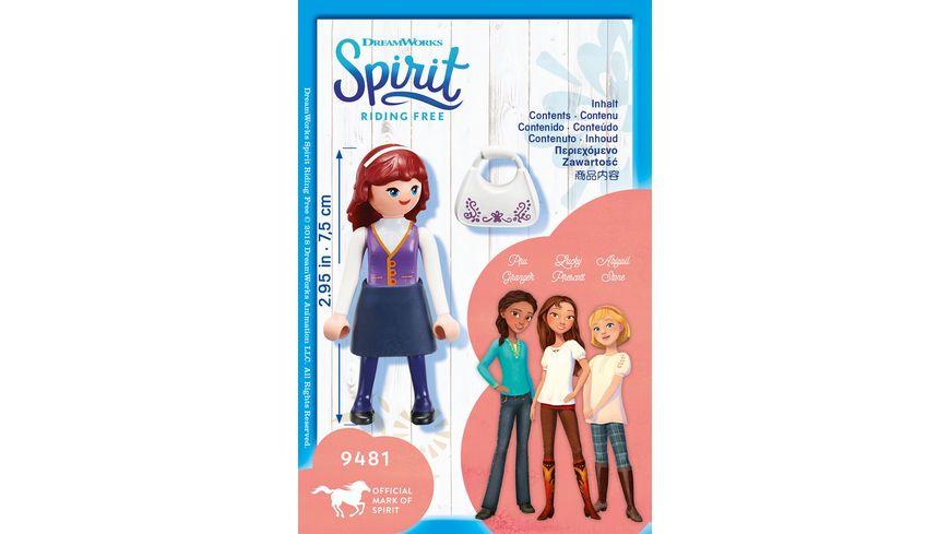 PLAYMOBIL 9481 Spirit Riding Free Maricela