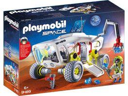 PLAYMOBIL 9489 Space Mars Erkundungsfahrzeug