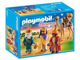 PLAYMOBIL 9497 Christmas Heilige Drei Koenige