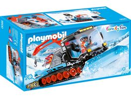 PLAYMOBIL 9500 Family Fun Pistenraupe
