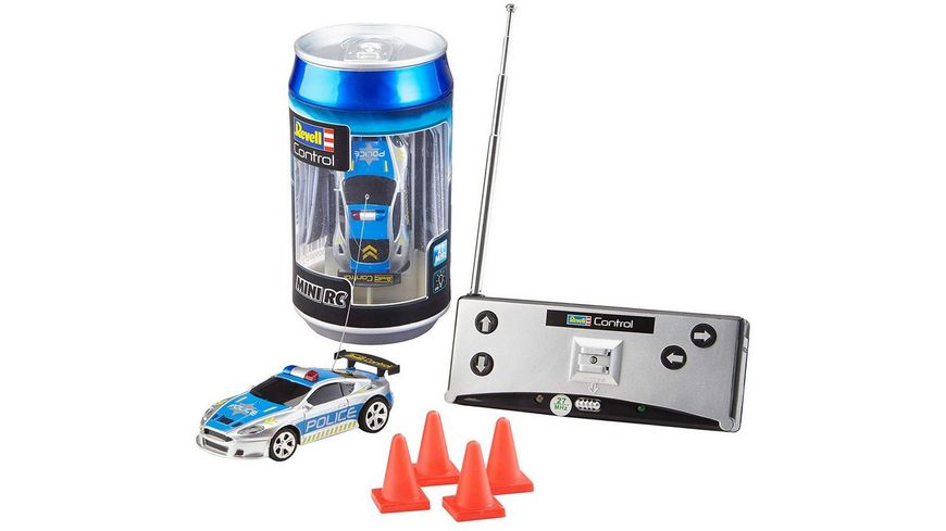 Revell Control 23559 Mini RC Car Police