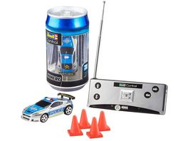 Revell Control Mini RC Car Police