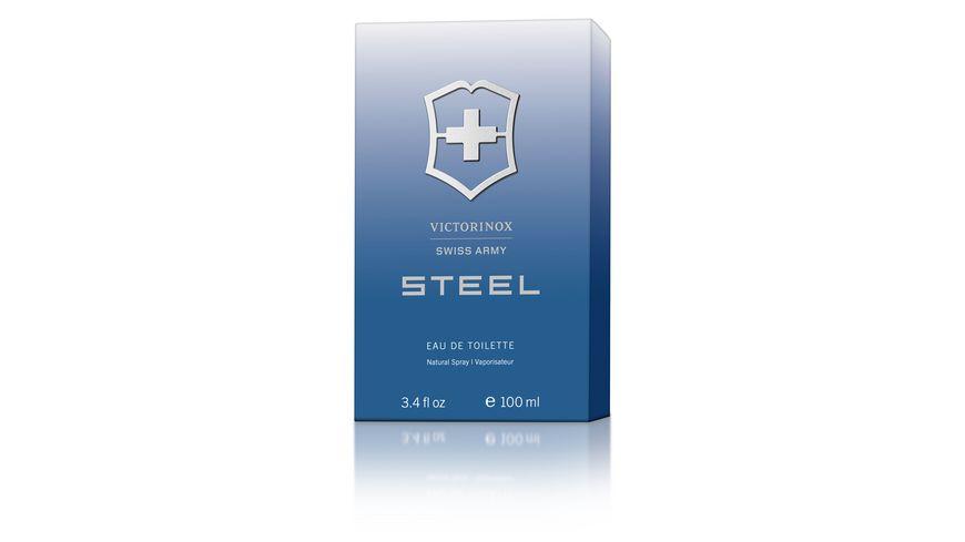 VICTORINOX Swiss Army Steel Eau de Toilette