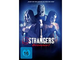 The Strangers Opfernacht DVD