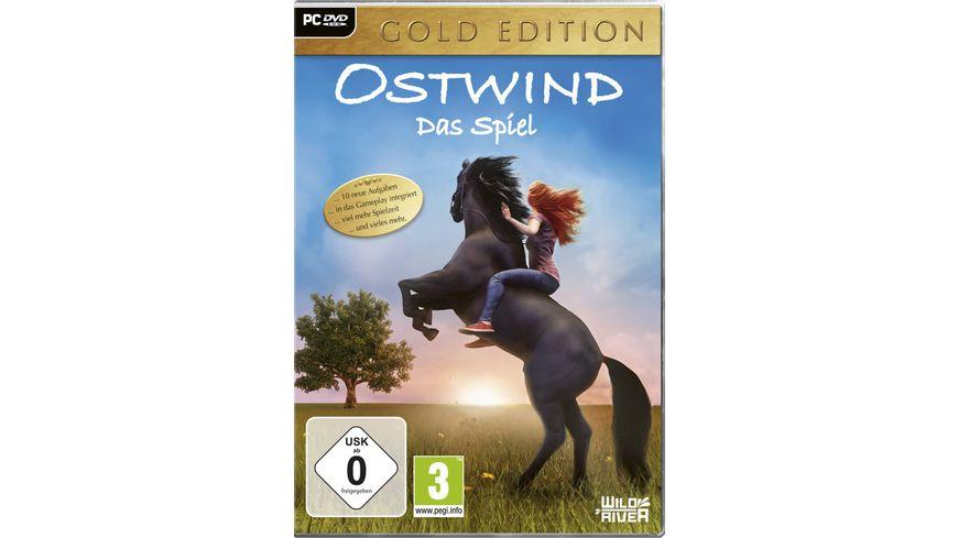 Ostwind Das Spiel Gold Edition