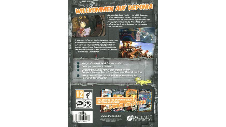 Deponia Sammler Edition