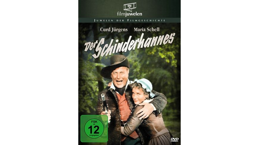Der Schinderhannes  (Filmjuwelen)