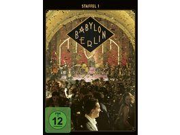 Babylon Berlin Staffel 1 2 DVDs