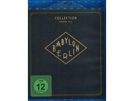 Babylon Berlin Collection Staffel 1 2 4 BRs