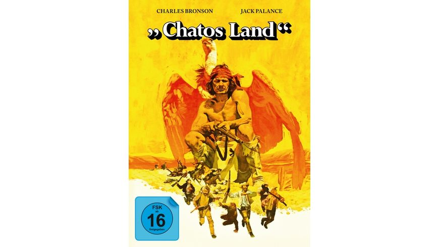 Chatos Land - 2-Disc Limited Collector's Edition im Mediabook  (+ DVD)