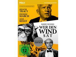 Wer den Wind saet Inherit the Wind Spannendes Meisterwerk mit Starbesetzung Pidax Historien Klassiker