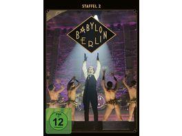 Babylon Berlin Staffel 2 2 DVDs