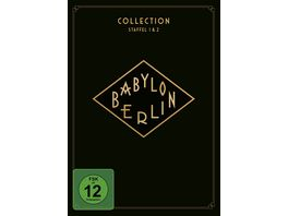 Babylon Berlin Collection Staffel 1 2 4 DVDs