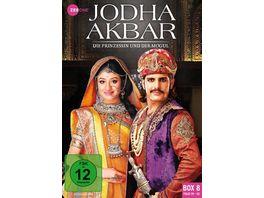 Jodha Akbar Die Prinzessin und der Mogul Box 8 Folge 99 112 3 DVDs