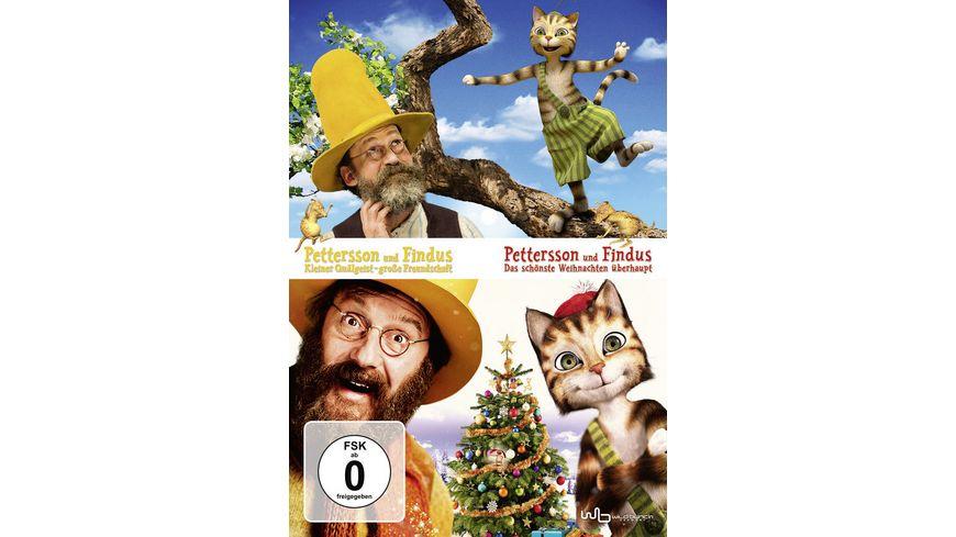 Pettersson und Findus 1&2  [2 DVDs]